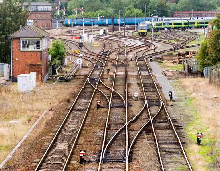 clapham junction train videos